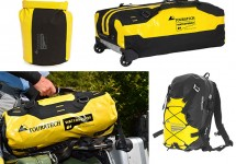 Ortlieb goes Touratech