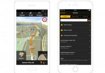 Garmin mit neuer Navigon-App