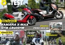 Test, Test, Test – Die neue Motoretta